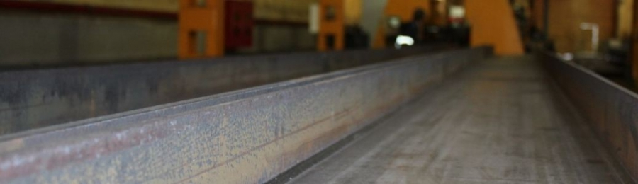 WELDED BEAM PRODUCTION