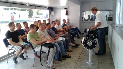 Protos Techno LLC specialists took part in BPW seminar