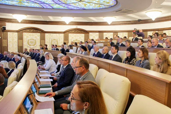 Council meeting for the Development of entrepreneurial business under the President of the Republic of Belarus A.G. Lukashenko