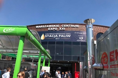 "The XXIV International Exhibition ""Automotive refueling"" was held in Warsaw, Poland"